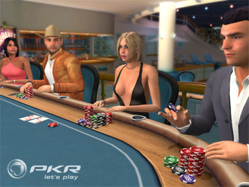 Poker Players PKR