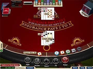 Blackjack Real Time